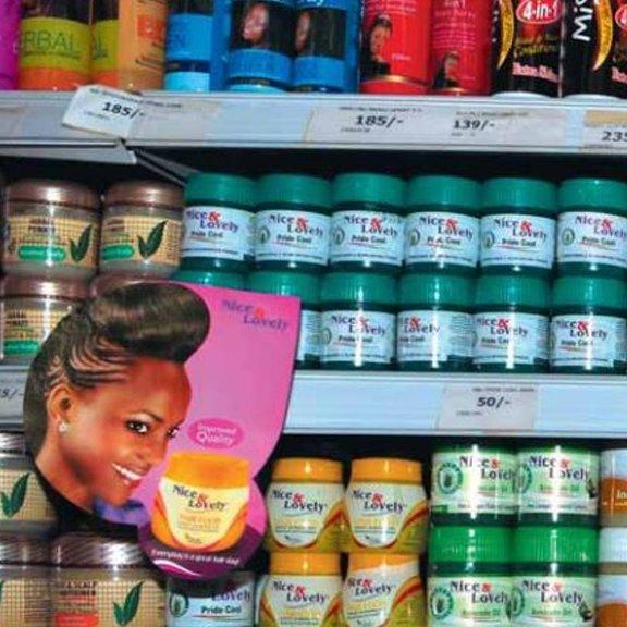 produit cosmetique afro