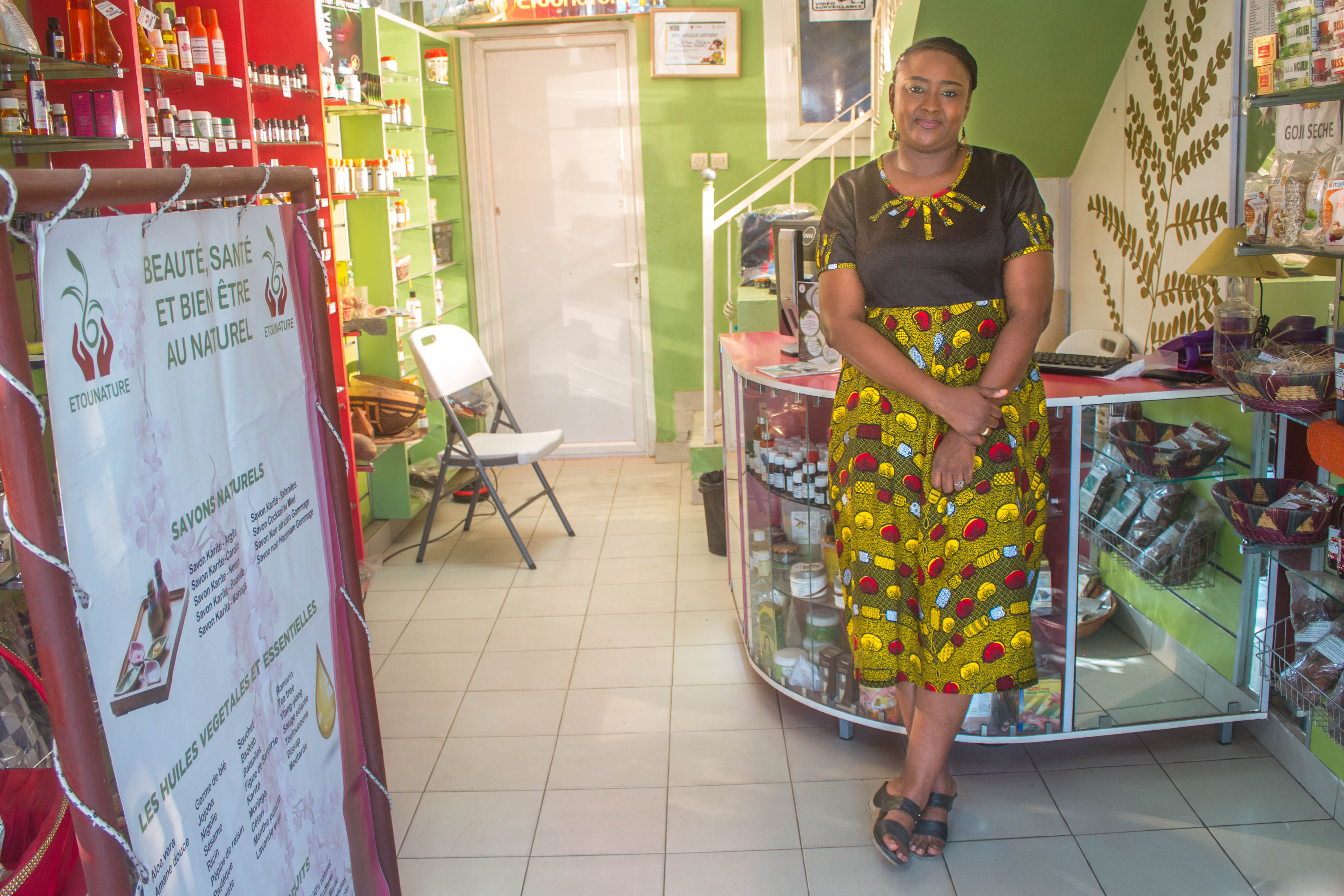 Mariétou Diouf cc : Setalmaa