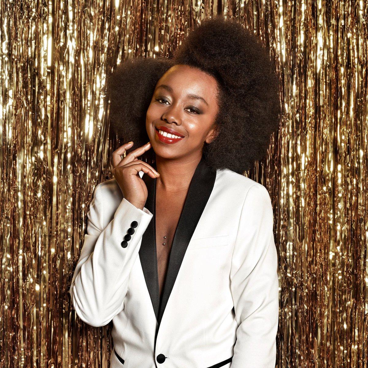 Fatou Ndiaye, blogueuse beauté, égérie de l'Oréal Paris