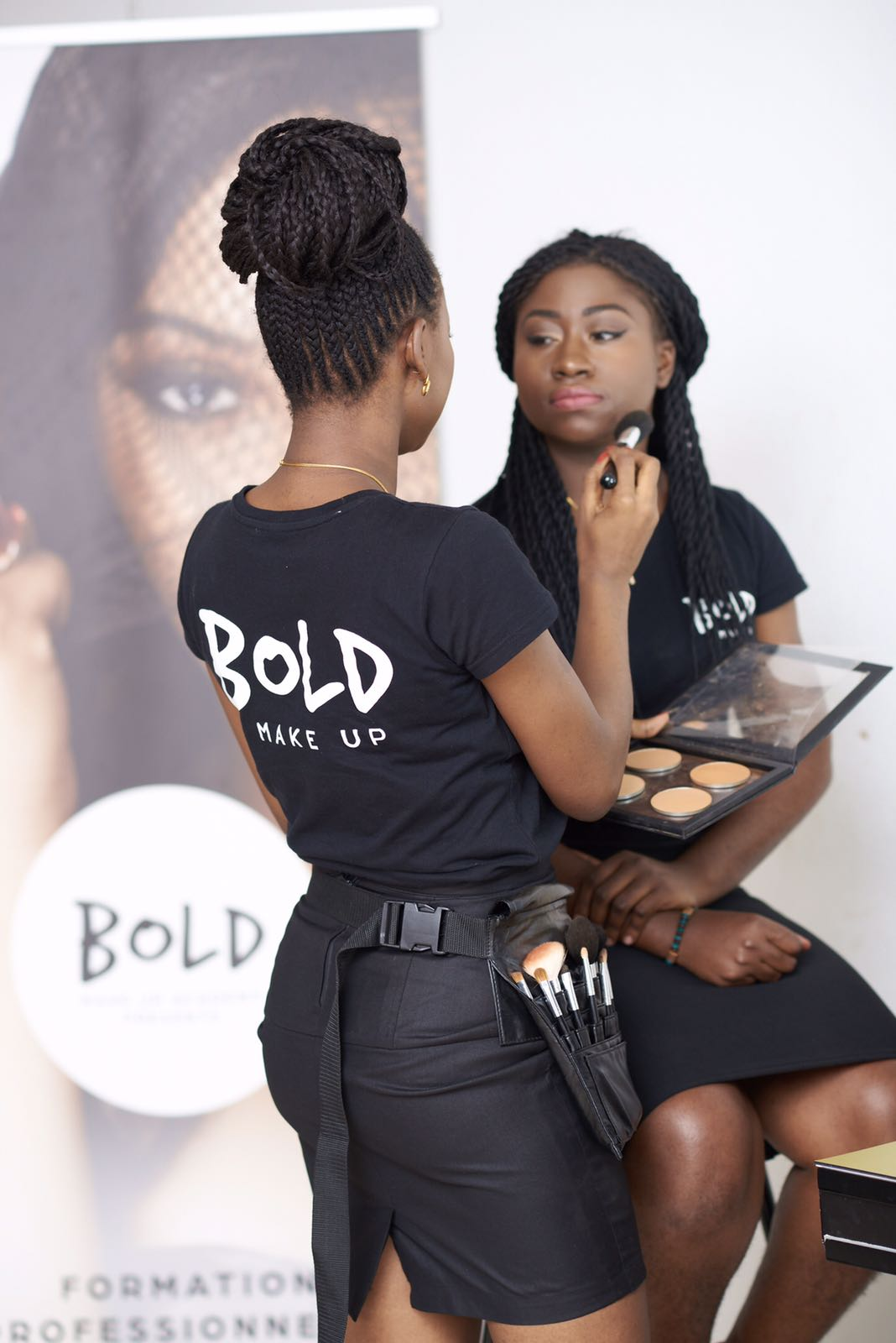 Bold make-up Academy -Setalmaa