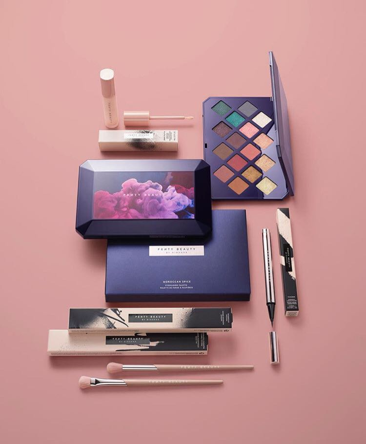 Palette Fenty Beauty sortie en 2018 - Setalmaa