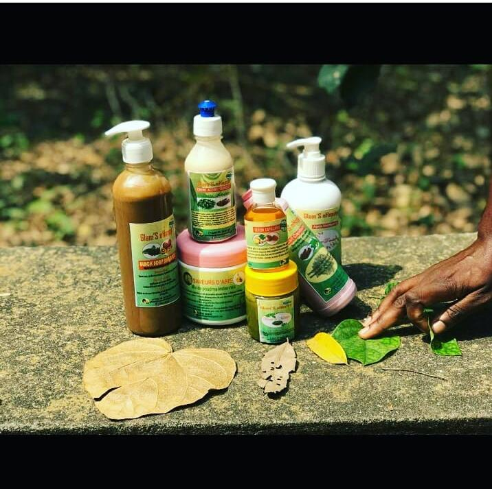 Cc : Ronelk Cosmetics - Setalmaa - Marques de cosmetiques naturelle made in africa