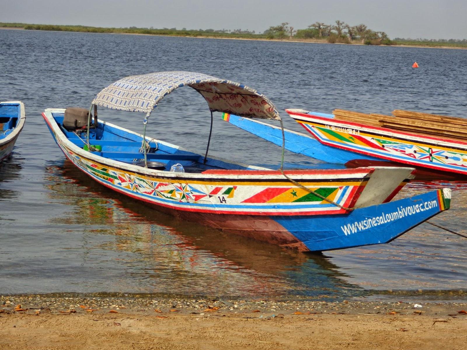 Voyage dans iles du Saloum au Sénégal - Setalmaa