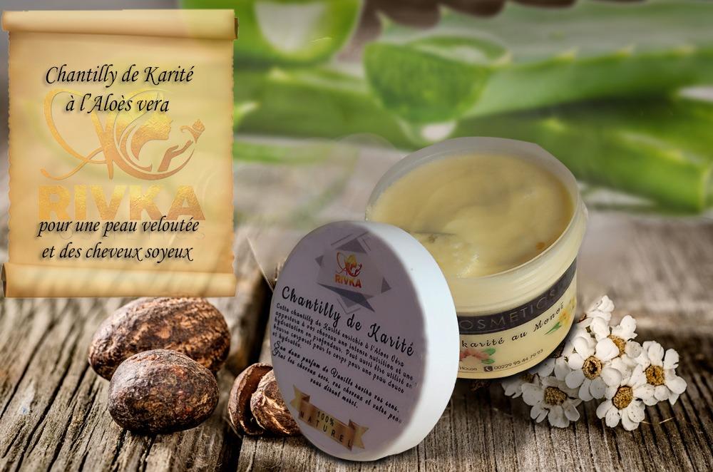 Marque de cosmétique africaine - Chantilly