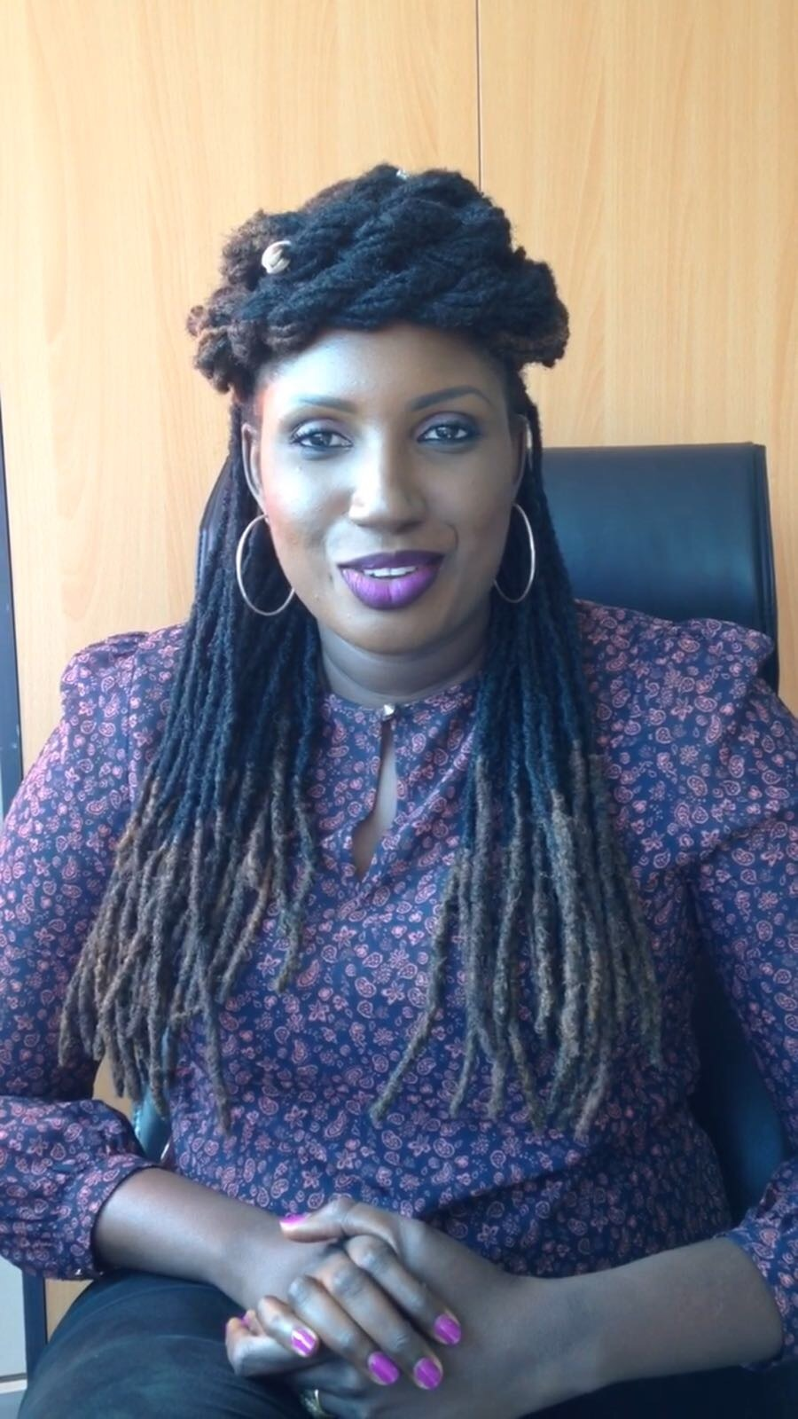 Fatima Mbow Sarr de Mossane - Setalmaa