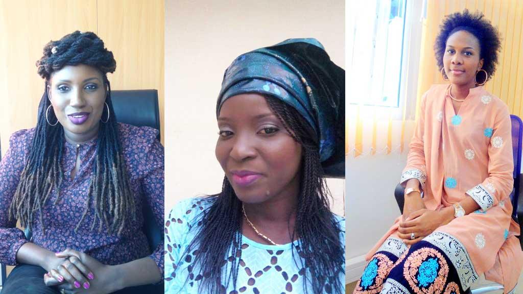 Les co-fondatrices de Mossane