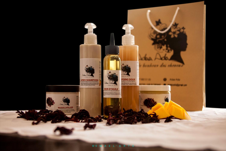 Exemples de produits naturels de la marque Adaa Ada (au Sénégal) - Setalmaa