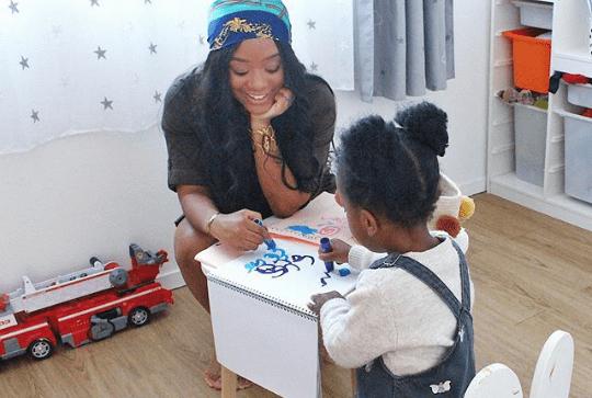 Covid-19 en Afrique: Idées d'activités beauté à faire à la maison avec les enfants