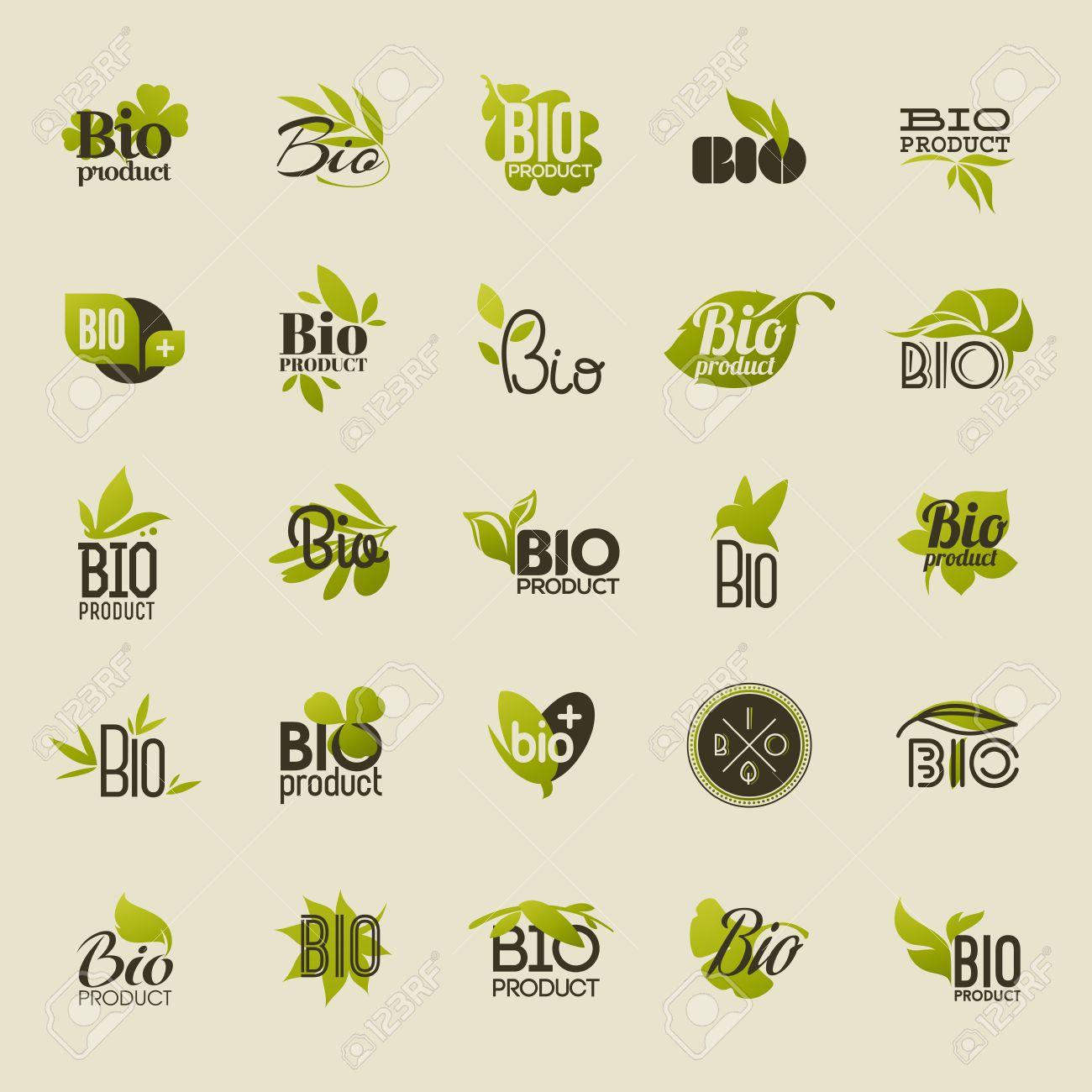 Des étiquettes bio