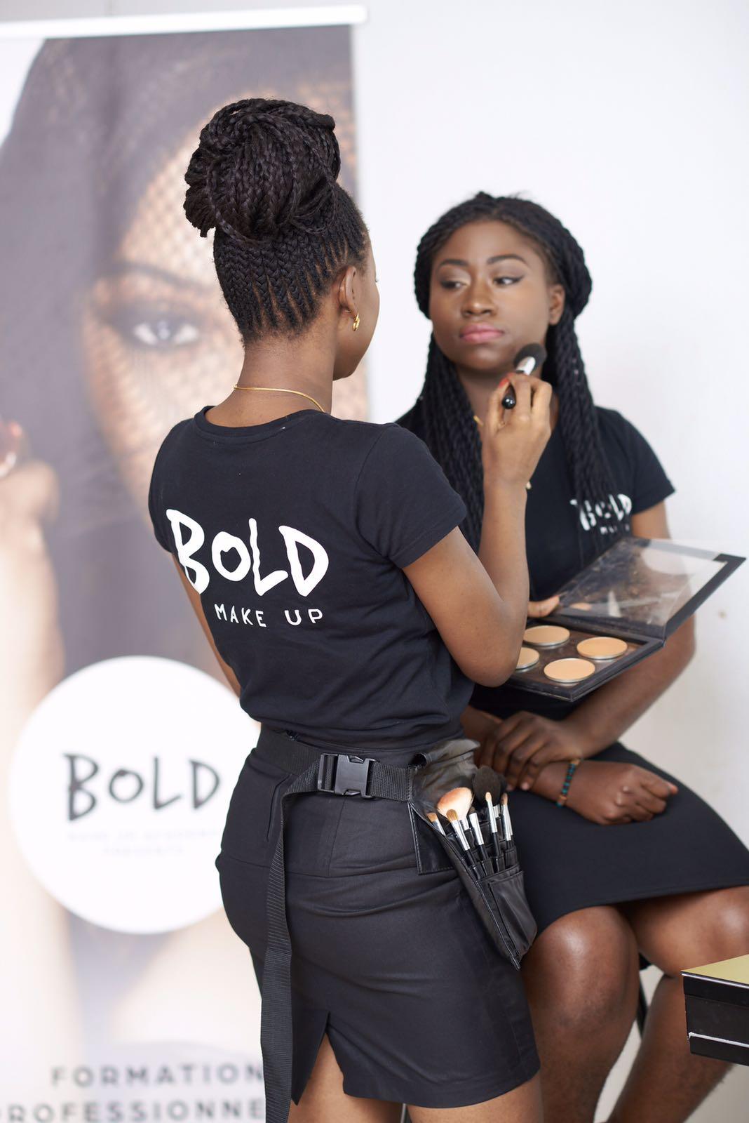 Bold make-up Academy -Setalmaa
