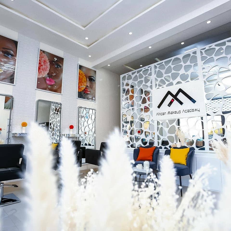 Espace de formation African Makeup Academy