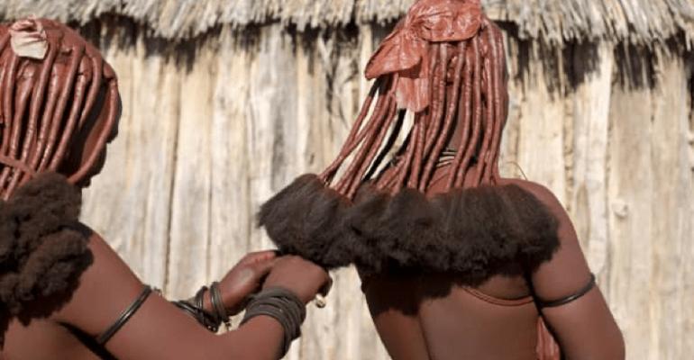 Le tressage africain