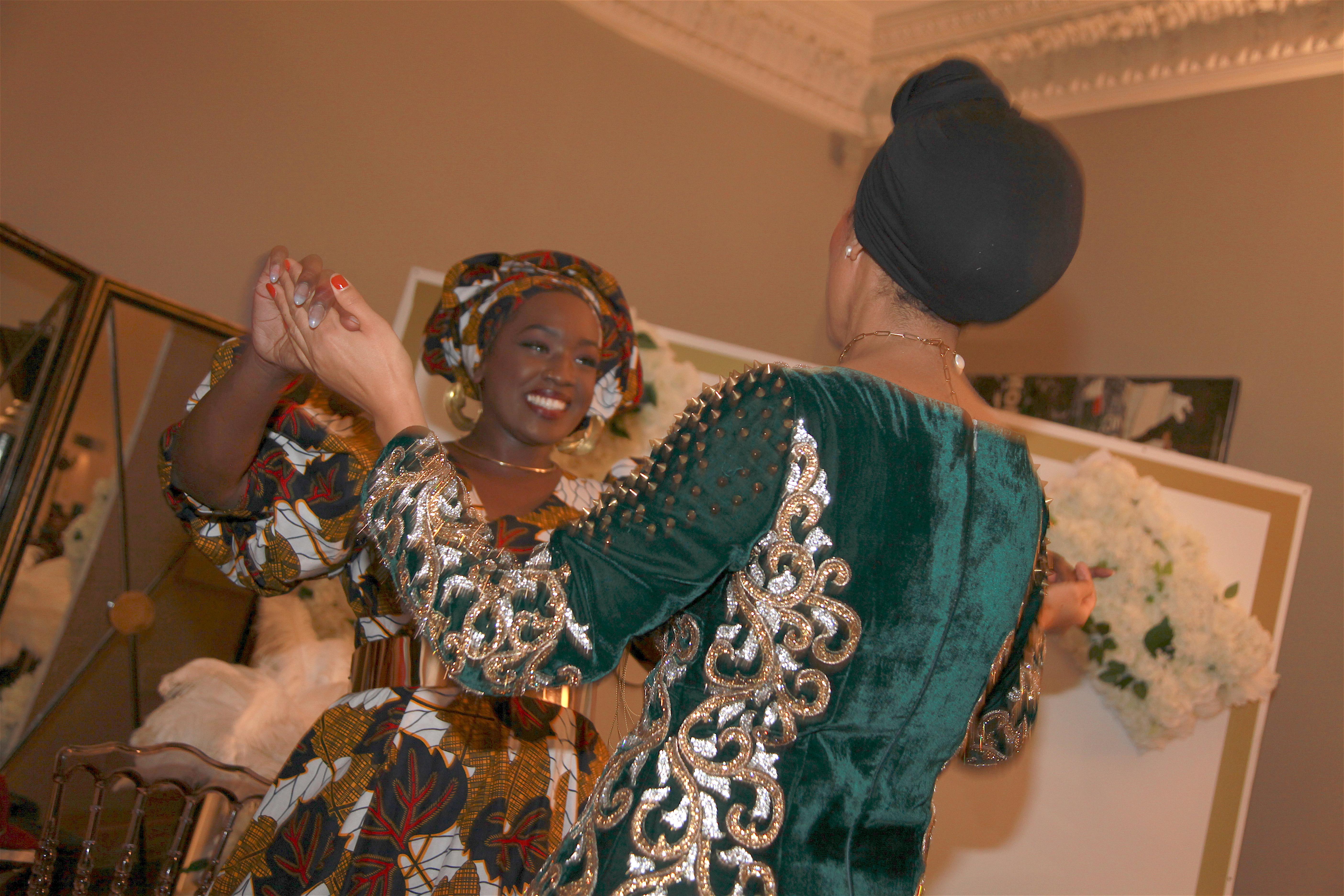 Turban show : Retour sur la première édition de la masterclass de Mariama Sow