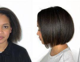 cheveux defrises