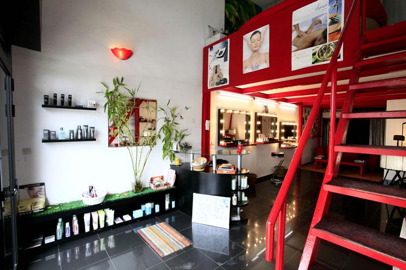 Institut de beauté Moreno's Zone 4