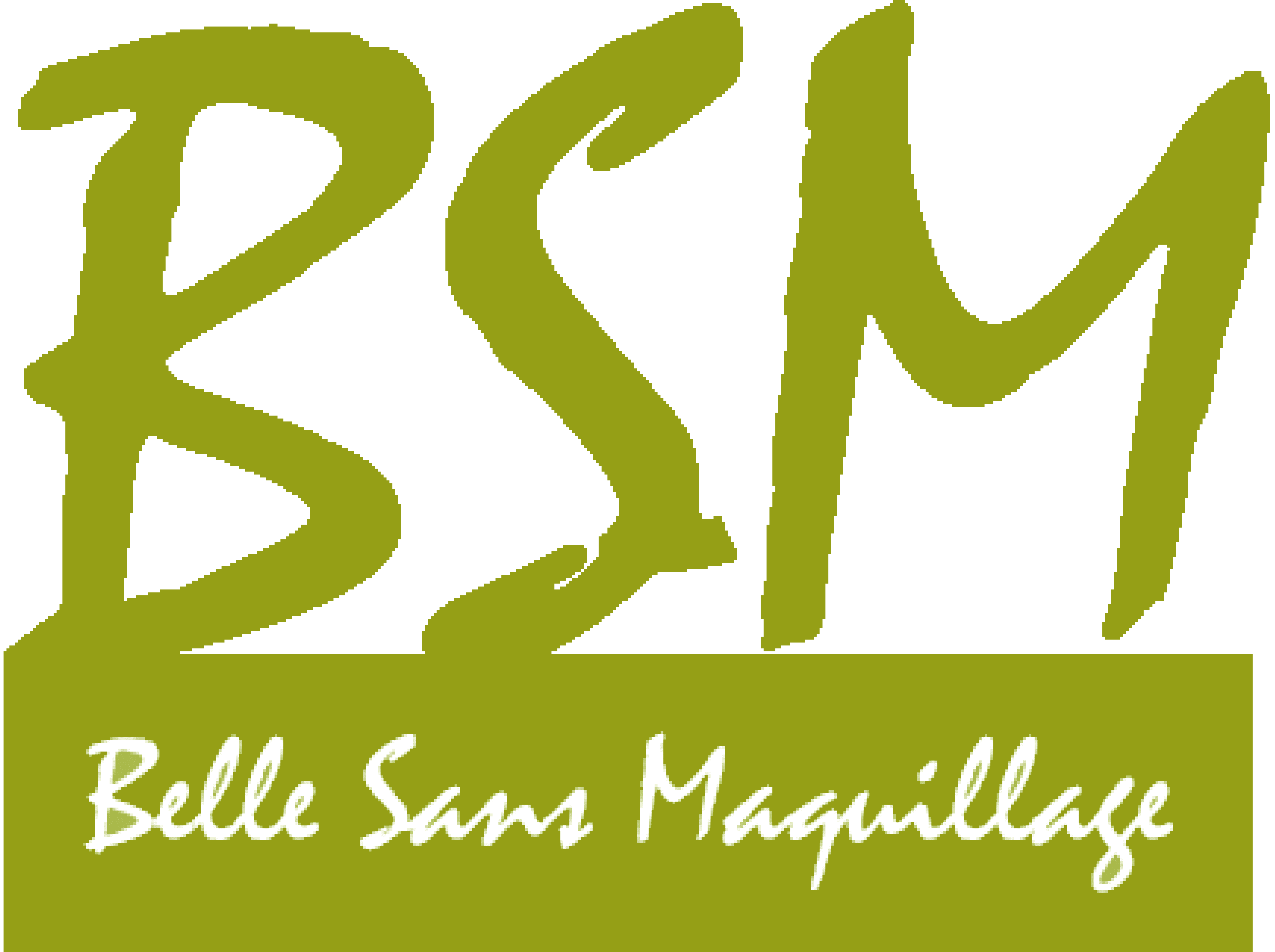 Logo Belle sans Maquillage