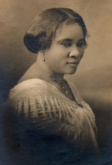 Sarah C.J. Walker, le destin incroyable de la première femme noire millionnaire des Etats-Unis