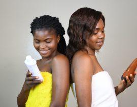 Beauté noire: 5 produits cosmétiques que vous pouvez détourner