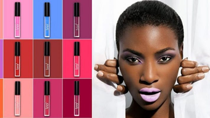Produits Lyvv Cosmetics