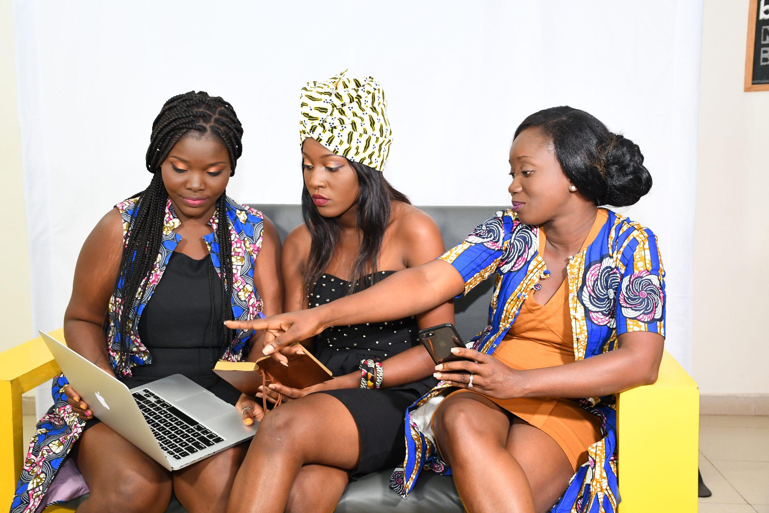consommatrices africaines (beauté et cosmétiques)