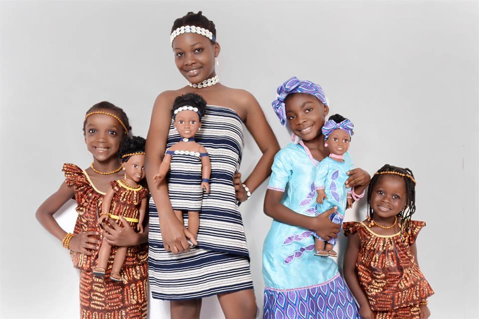 Les saramas dolls - credit photo :